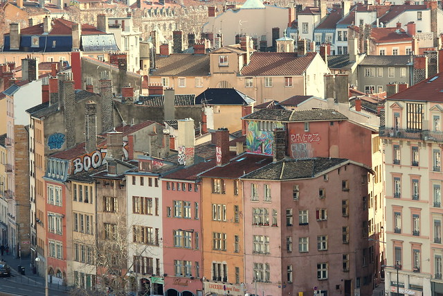 Lyon old district, Canon EOS 600D, Canon EF 70-200mm f/4L IS