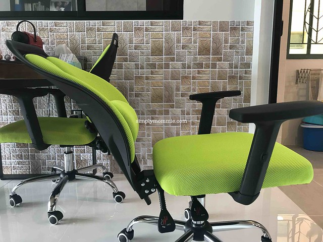 ErgoSpine Ergonomic Office Chair