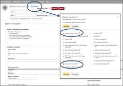 Bases de datos Ebsco: Econlit + Acaddemic Search Premier