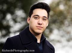 San Antonio Professional Actor Headshot For Male Actor Portfolio