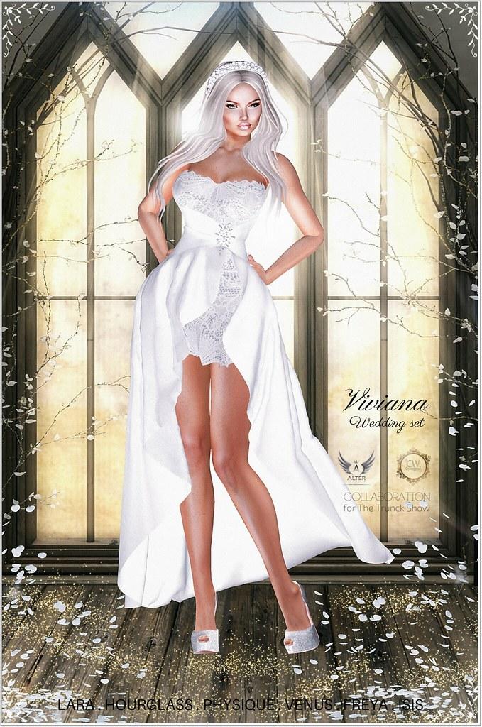 ::ALTER:: Viviana - Wedding set - TeleportHub.com Live!