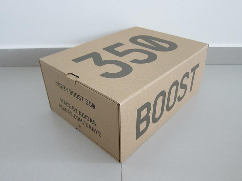 Adidas Yeezy Boost 350 v2 (Blue Tint) - Box