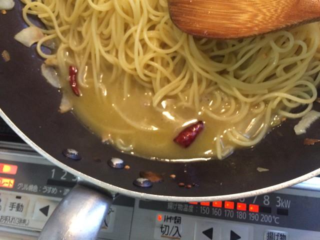 Aki Miyajima-Aged Bacon Peperoncino