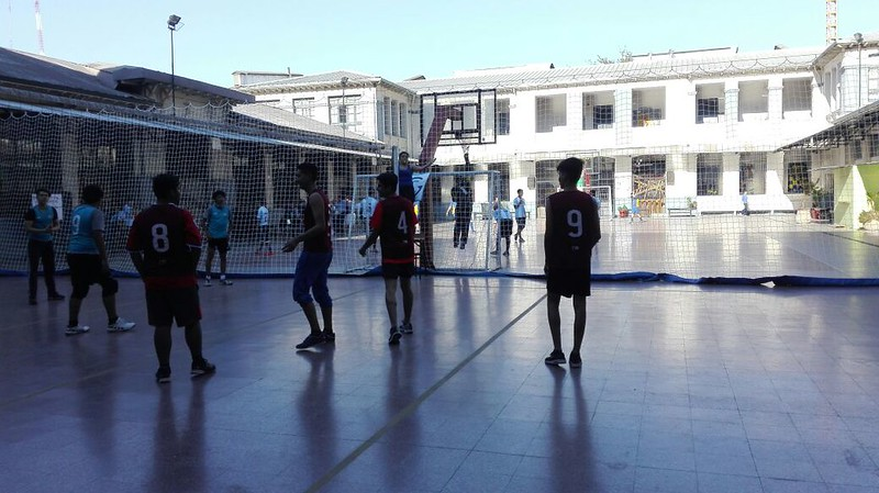 Team Voleibol