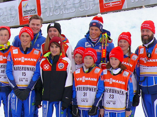 Helfer/Volunteers Tour de Ski/Worldcup