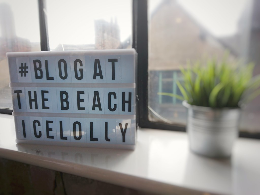 Blog At The Beach 2017