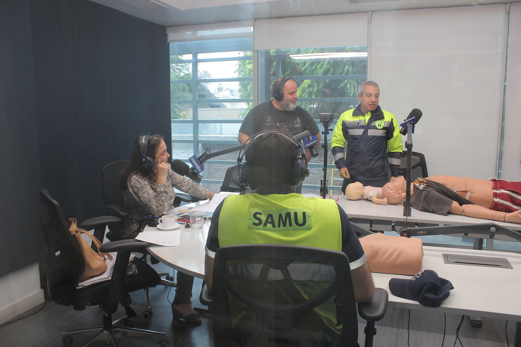Asfixia por inmersión en Radio Cooperativa