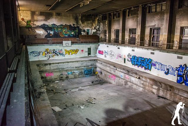Lost Places: Die Badeanstalt