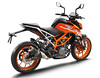 miniature KTM 390 Duke 2018 - 21