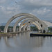 Falkirk Wheel upper entrance