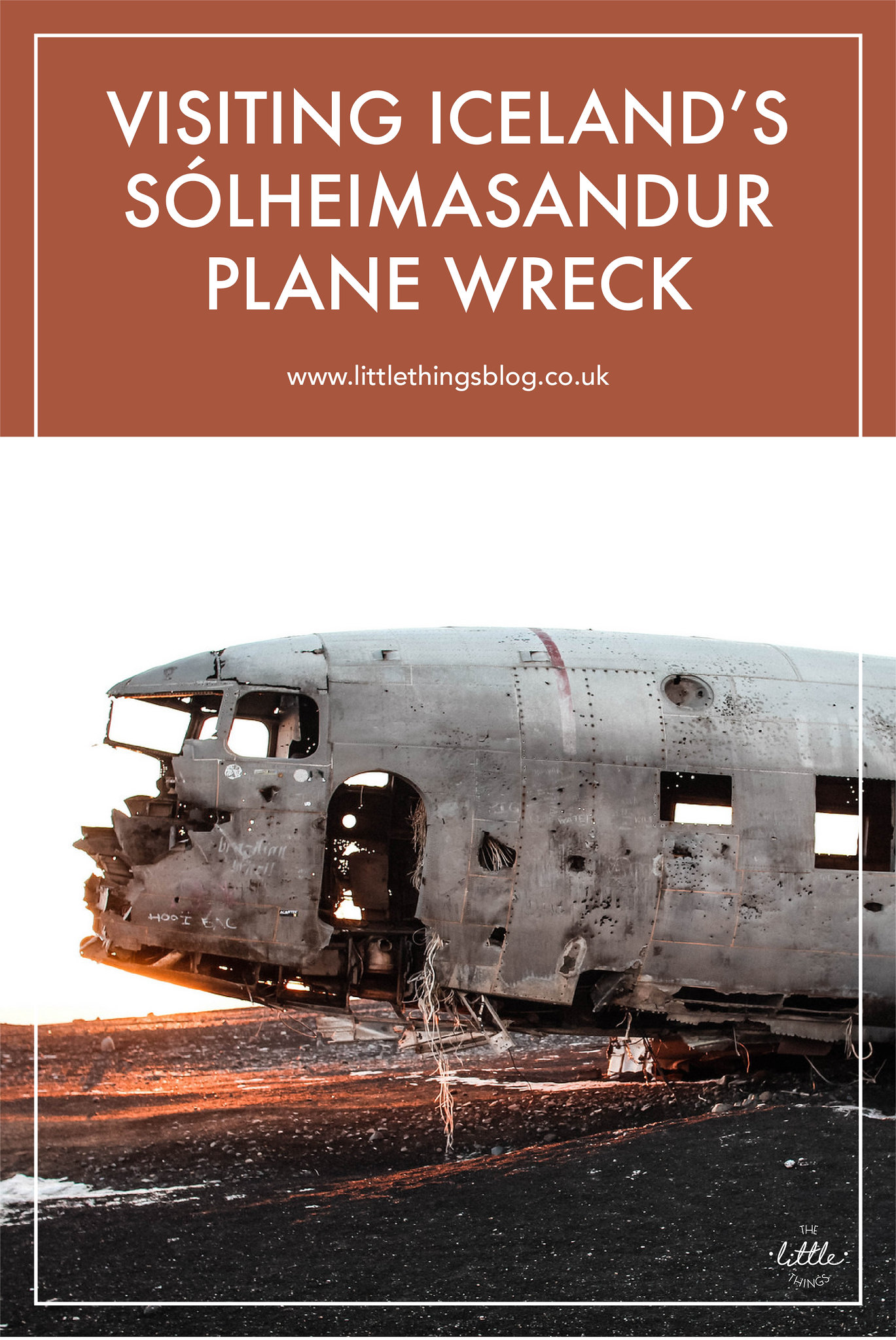 How To Find Iceland's Sólheimasandur Plane Wreck