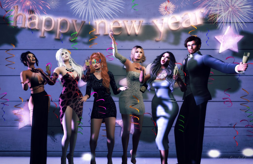 A Fabulous New Year's Eve