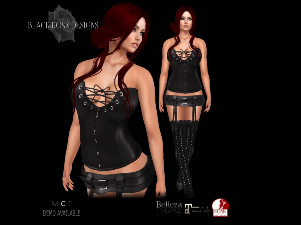 [[BR]] RAVEN OUTFIT @ THE DARKNESS MONTHLY EVENT