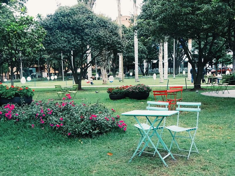 Parque de la 93, Bogotá • COL
