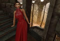Elegance in Red