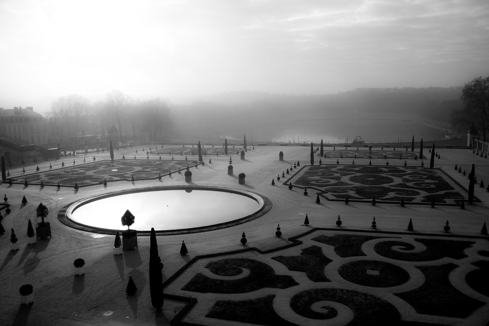 Palace Grounds of Versailles