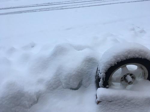 小谷村積雪0cmとは何だったのか
