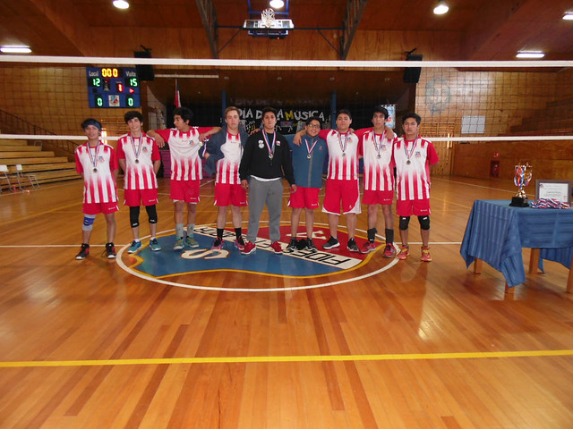 2017 - Triangular de Voleibol II