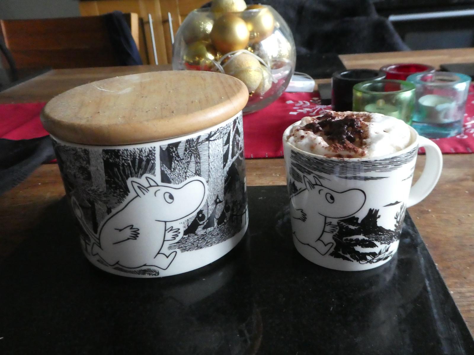 Moomin tableware by Arabia, Finland