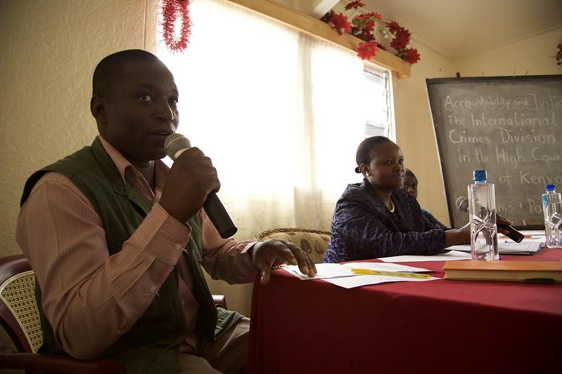 Kibera Feb 2014 - Forum on Accountability and Justice
