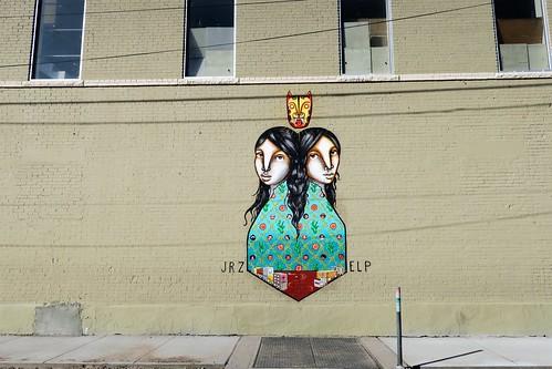 Segundo Barrio murals, El Paso