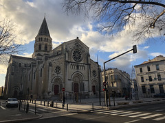 Nîmes: Église Saint Paul