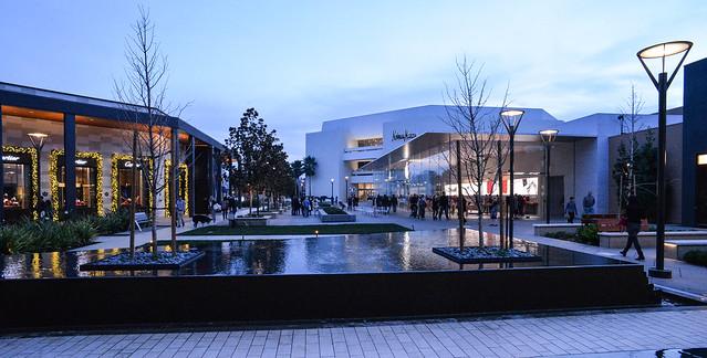 Stanford Shopping Center, Palo Alto, California