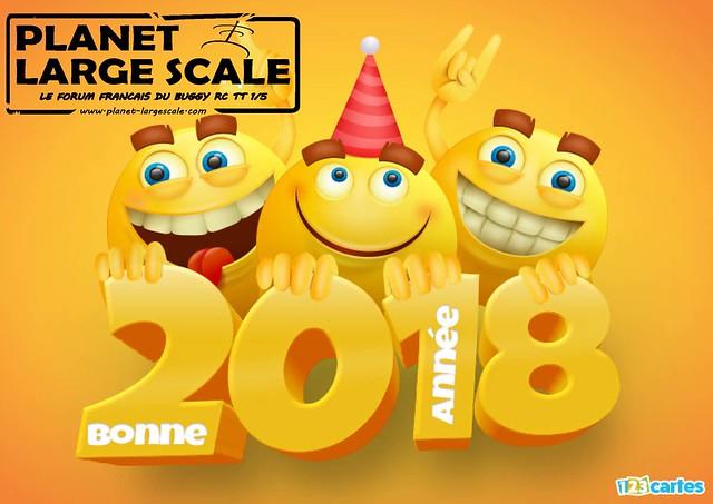 bonne-annee-2018-smileys-mignons PLS