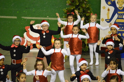 Festival Navidad AD Calvete