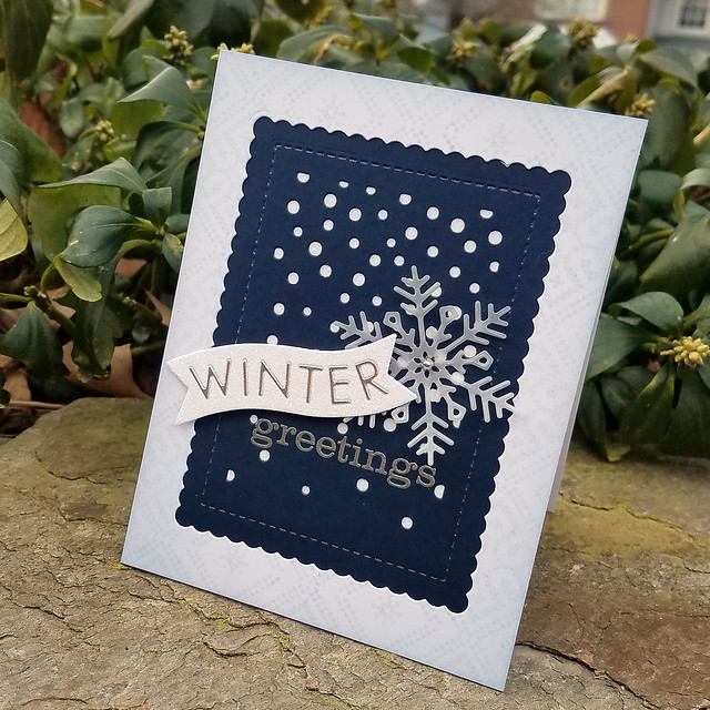 Winter Greetings Card 2