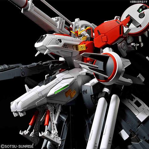 Gundam Sentinel: svelato il Master Grade Plan 303E Deep Striker