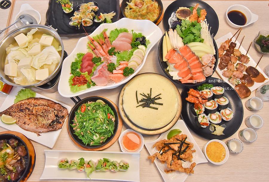 台中北屯雲鳥日本料理31