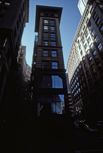 Downtown Boston - Kodachrome - 2002 (1)