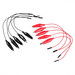Small photo of Alligator Clip with Pigtail (10 Pack)
