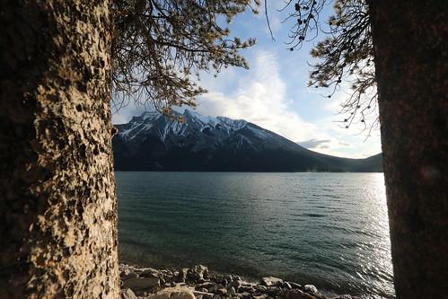 Lake Minnewanka Alberta Canada