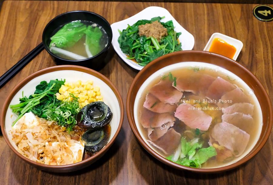 上泓園牛肉麵-科博館美食14
