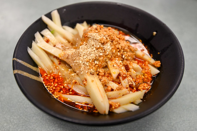 "Lao Xi Noodle House- Arcadia, CA: ""Ping Yao Wan Tuo"" Delicacies"