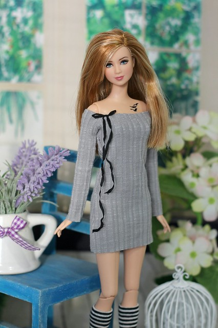 Tunic for Barbie