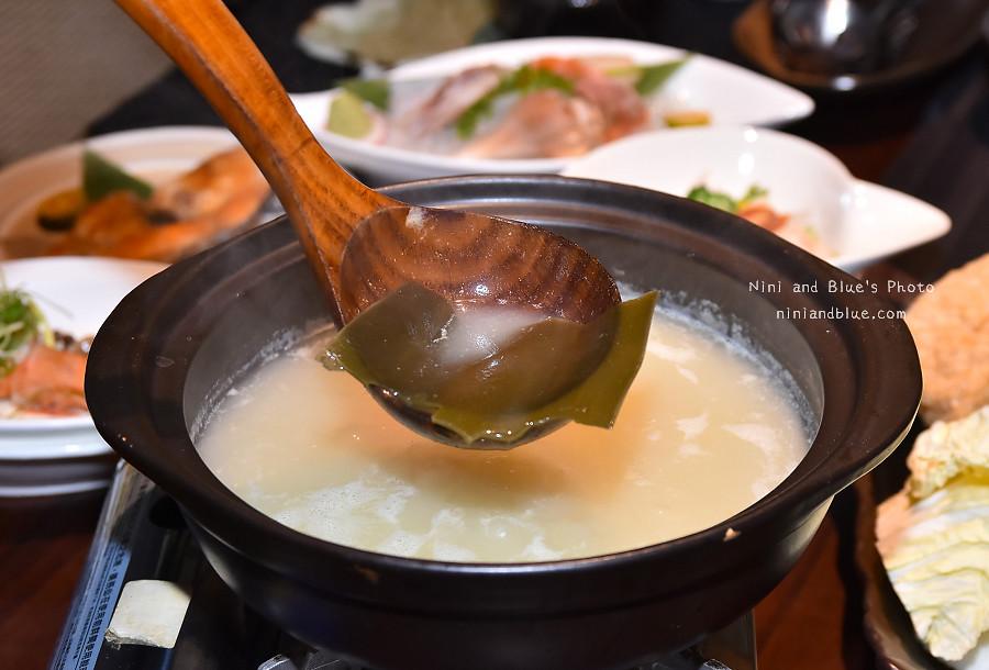 本握壽司火鍋台中南屯日本料理13