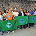 Reunião com o Movimento Nacional dos Catadores de Materiais Recicláveis.
