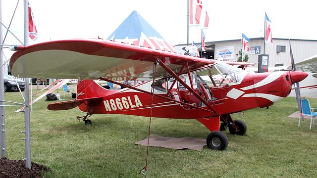 N866LA
