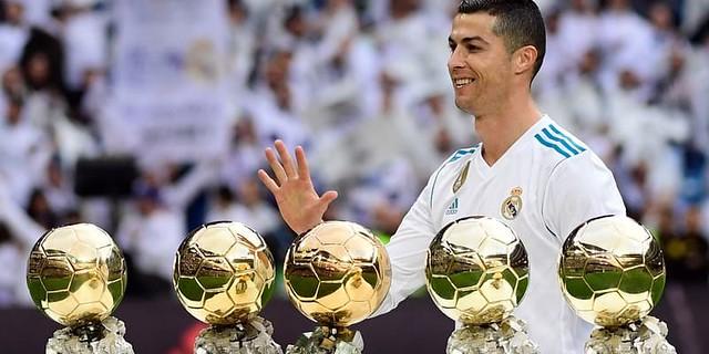 Cristiano Ronaldo Telah Mengukir Sejarah Dunia Sepakbola