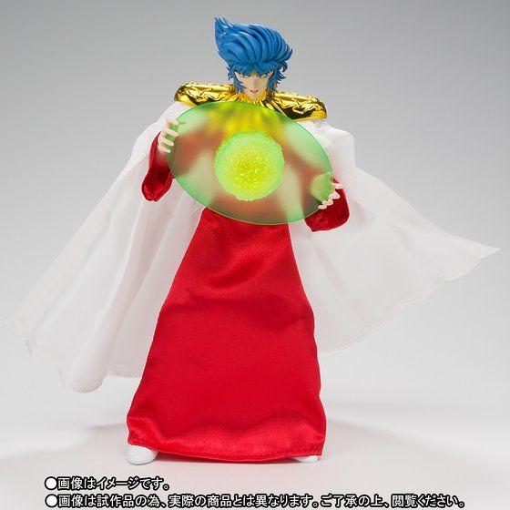 最期望商品化第一位!聖闘士聖衣神話 《聖闘士星矢 真紅的少年傳説》 「太陽神亞伯」!太陽神アベル
