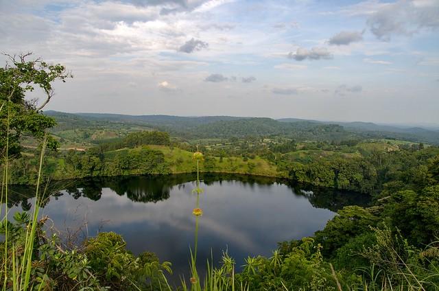 Toro Crater Lakes - Uganda
