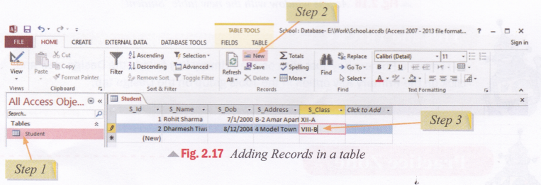 cbse-notes-for-class-8-computer-in-action-introduction-to-microsoft-access-2013-24
