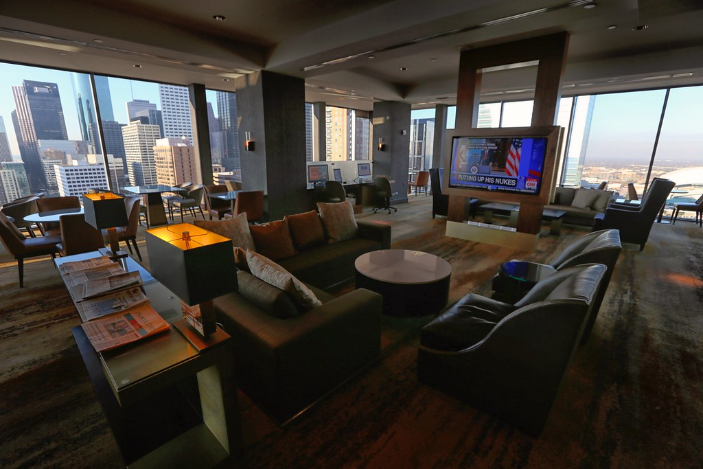 Hilton Americas Executive Lounge 6