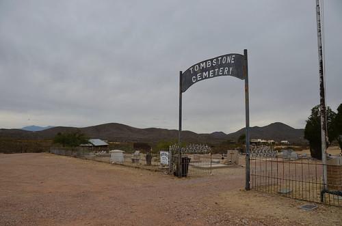 Tombstobe cemetery