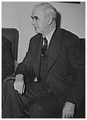 CIO and Steelworkers president Phillip Murray: 1942