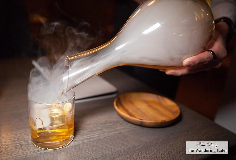 Paul Revere - Bourbon, Spiced Rum, Maple