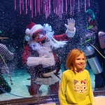 Following up on Christmas - Newport Aquarium